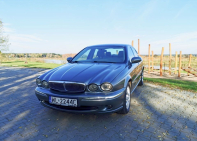 Jaguar X-Type 2.0 2003  278 000 km  Diesel  Sedan